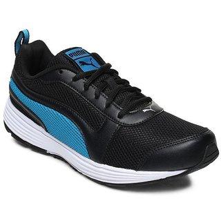 Puma Alex IDP Black Running Shoes