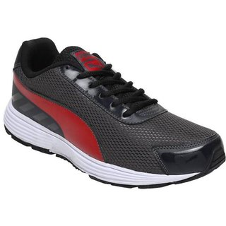 Puma Ridge IDP Gray Running Shoes