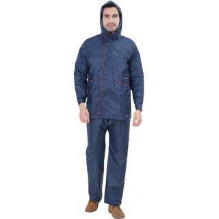 Abc Garments Blue Rain Suits For Mens