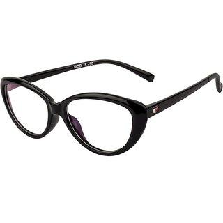 victoria black cat eye frame