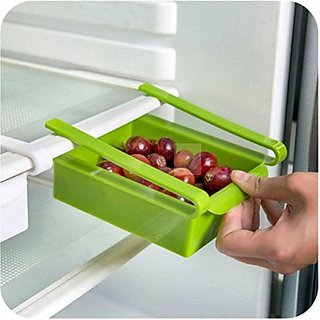 YuMart - Fridge Storage Box Fridge Space Saver Small Sized Multi-purpose Storage Box - 1 No.