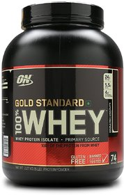 Hotai World Gold Standard 100 Whey Protein Powder - 5 L