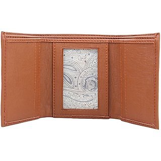Tri Fold Men Wallet/3 Fold wallet card holder