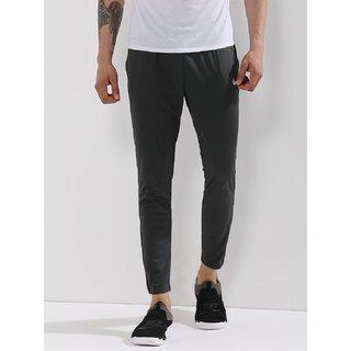 Nike Men's Black Polyester Jogger Track pant