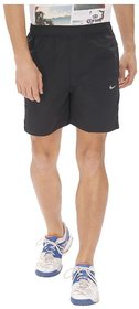 Nike Men's Black Polyester Shorts