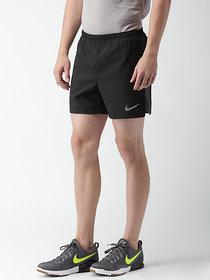 Nike Men's Black Running Lycra Shorts