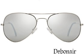Debonair UV Protected Aviator Sunglasses For Men  Women
