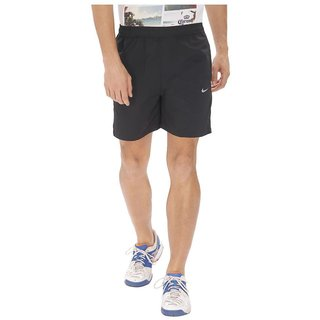Nike Mens Black Polyester Shorts