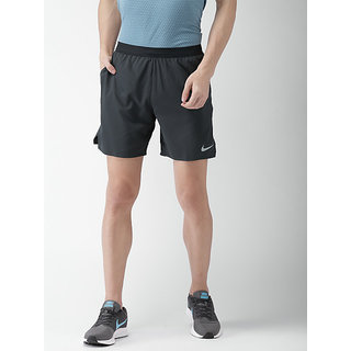 Nike Mens Black Running Shorts