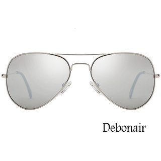 c36a2aedc15 Buy Debonair UV Protected Aviator Sunglasses For Men Women Online - Get 85%  Off