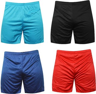 Mj Store Present Polyster Dry-Fit Men's Lounge, Beach, Bermuda, Casual, Sports, Night wear, Cycling, Shorts pk 4