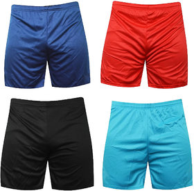 Pack of 4 Spors Shorts , Gym Shorts, swimming Shorts ,Other Shorts Combo For Men's