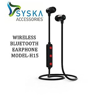 Syska H-15 Wireless Earphone