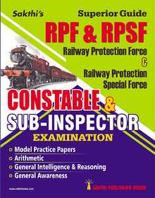 RPF  RPSF Constable and Sub Inspector