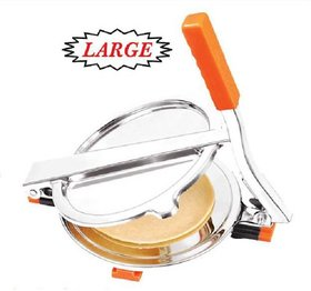 Puri Press-Large 100 stainless steel-Calico