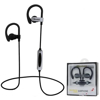 PREMIUM E COMMERCE Wireless 999 Earphone True Stereo headset with Mic For Running Gym - (