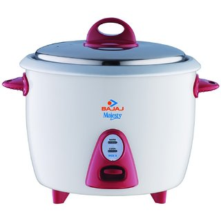 Bajaj 1.5 Ltr RCX3 Rice Cooker