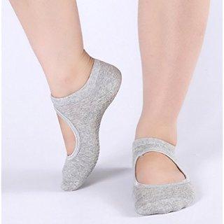 cfbf5d666 Aeoss 1Pair Women Sports Fit Yoga Socks Anti Skid Breathable Fitness  Pilates Socks Dancing Gym Non