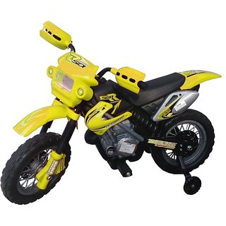 Oh Baby, Baby Battery Operated And Duke Model Bike Red Color With Musical Sound For Your Kids SE-BOB-14