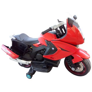 Oh Baby, Baby Battery Operated Yamaha R15 Model Bike Red Color With Musical Sound For Your Kids SE-BOB-16