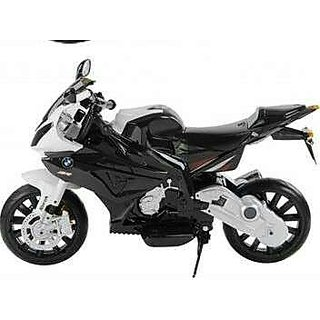 Oh Baby, Baby Battery Operated R15 Model Bike Black Color With Musical Sound For Your Kids SE-BOB-21