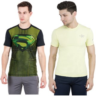 color club black mens tshirt