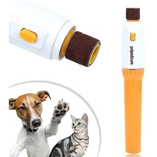 1PCS Pet Accessory Electric Pet Dog Cat Puppy Claw Toe Nail Pedicure Grinder Clipper Trimmer Tool Care