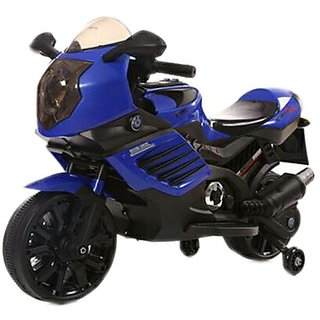Oh Baby, Baby Battery Operated ZMR Model Bike BLUE Color With Musical Sound For Your Kids SE-BOB-27