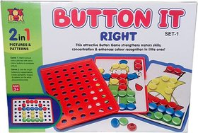 BUTTON IT RIGHT SET-1 2IN1 PICTURES AND PATTERNS