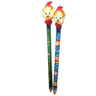 set of 2 shakalaka boom boom pencils
