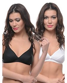 Sparkle  Women'S Bra Combo of 2