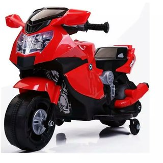 Oh Baby, Baby Battery Operated BMW Model Bike Assorted Color With Musical Sound For Your Kids SE-BOB-56