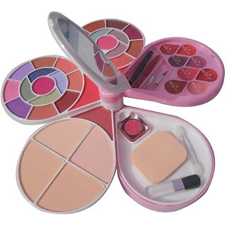 ADS Color Series 26-Eyeshadow 2-Blusher 4- Powder Cake 8-Lipcolour Fine A3969