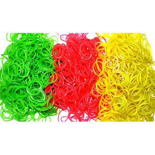 1kg(500g+500g) Rubber Bands