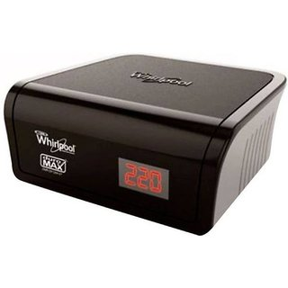 Whirlpool DX1204 VOLTAGE STABLIZER (Black)