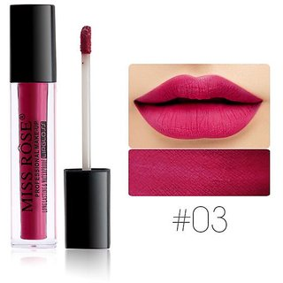 Miss Rose Liquid Matte Long-Lasting Waterproof  Lipgloss