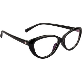 BULL-I BLACK CAT EYE FRAME