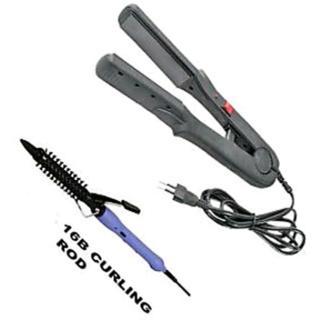 Gaurav Mart Hair Straightener And Hair Curling Rod