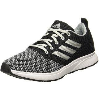 Adidas Mens Black Jaise M Running Shoe