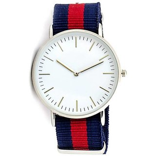 VITREND (R-TM) New Model Latest Trend Converse Heavy Material Multi Colour Ana-log 02 Watch for Men  Women