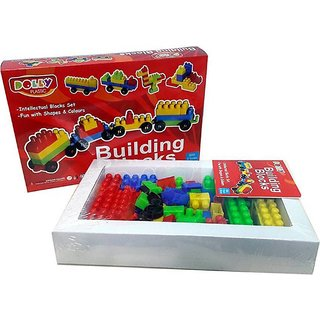 Shribossji Skill Development Building Blocks For Kids - Advance Level