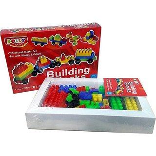 Shribossji Skill Development Building Blocks For Kids - Advance Level