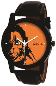 Gen-Z Heavy Dial Hanuman Watch For Men GENZ-SN-HAN-0001