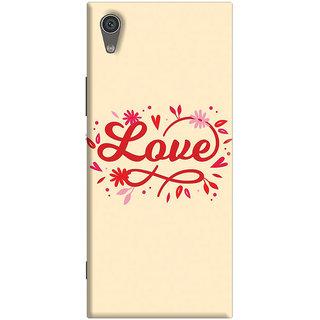 Sony Xperia XA1 Cover , Sony Xperia XA1 Back Cover , Sony Xperia XA1 Mobile Cover By FurnishFantasy - Product ID - 1497