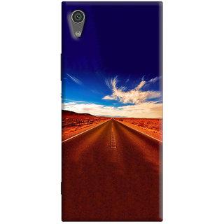 Sony Xperia XA1 Cover , Sony Xperia XA1 Back Cover , Sony Xperia XA1 Mobile Cover By FurnishFantasy - Product ID - 1801