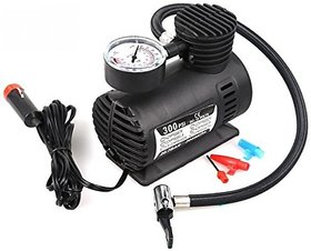 Air Pump Compressor 12V Electric Car Bike Tyre Tire Inflator NS-216 Partner 300 psi Tyre Air Pump for Car  Bike ball