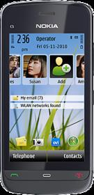 Refurbished Nokia C503 ((1 Year Warranty By Warranty Bazaar))