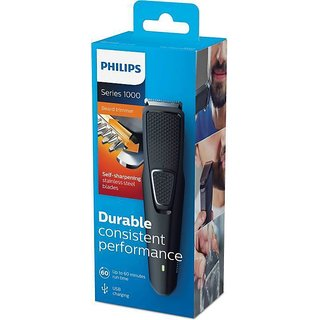 Philips Beard Trimmer BT1215/15 USB Trimmer