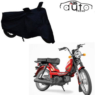 Bike Body Cover For  Tvs Wego