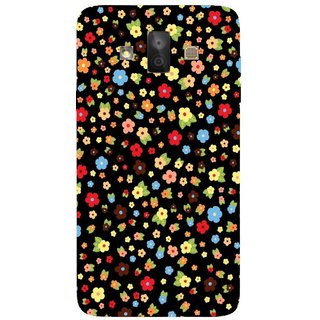 Back Cover for Samsung J7 Duo (Multicolor, Flexible Case)